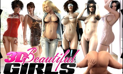 3D nude girl pictures | 3D naked girls