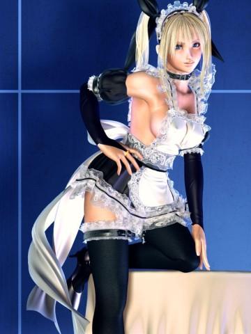 Anime manga sexy house maid