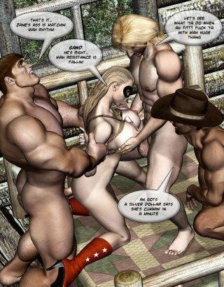 3d porn comics with virtual fuck scenes