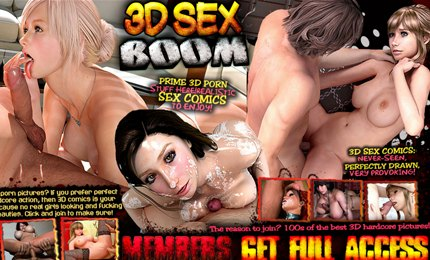 Realistic 3d sex comics