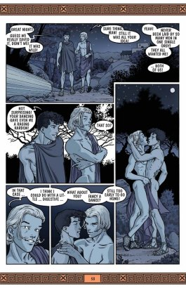 Adult xxx gay fuck comics