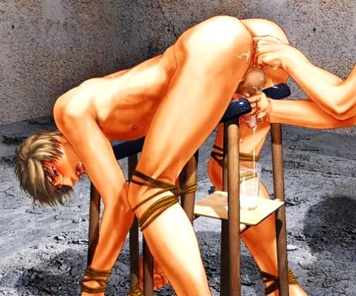 Cruel lo spank