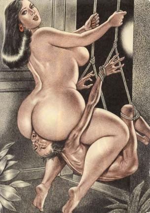 Porn forced prison sex