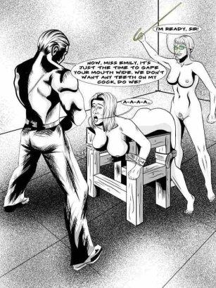 Cruel pain porn galleries